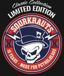 Sourkrauts Limited Edition T-Shirt Bad Ass Krauts Bild 10