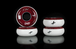Gawds Pro Wheels E. Rod 59mm 89a white  Bild 2