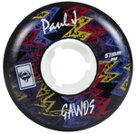 Gawds Pro Wheels Paul John 57mm 88a black