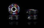 Gawds Pro Wheels Paul John 57mm 88a black  Bild 2