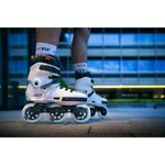 Powerslide Urban Skate Next 100 white  Bild 5