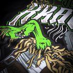 Sourkrauts T-Shirt Hells Kitchen Limited Edition black Bild 7