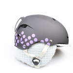 Bern Helm Brighton black/polka dot *Women* (Winter Liner) Bild 6
