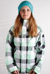 Vans Snow-Jacket Sedgwick Plaid Girls