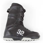 Thirtytwo Boots Exus black/gum Bild 3