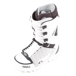 Thirtytwo Boots Lashed white/black Bild 2