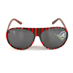 Vonzipper Sunglass Rockford jailstyle/red Bild 2