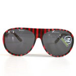 Vonzipper Sunglass Rockford jailstyle/red