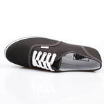 Vans Schuhe Authentic Lo Pro black/true white Bild 6