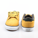Lakai Schuhe Carroll 5 Color: yellow/green suede Bild 3