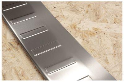 Protector de borde de carga de acero inoxidable para Volvo V70 Facelift año 07/2013-2016