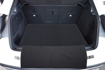 2-part trunk mat with bumper protection fits for Mercedes GLA X156 2013-
