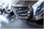 Edelstahl Grill Leisten für Mercedes Vito Viano W447 001