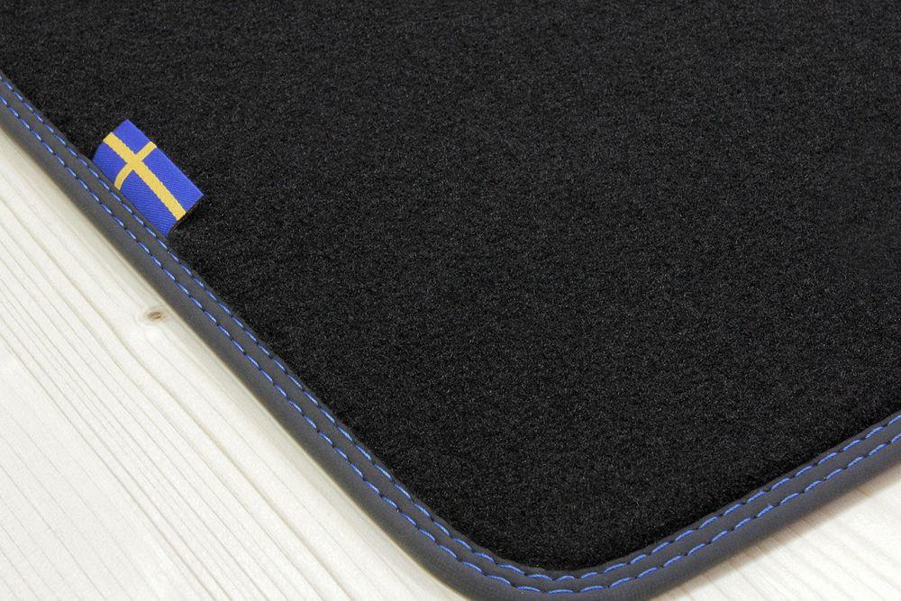 Design tapis de sol et tapis de coffre adapt pour volvo xc90 ann e 2015 tapis de sol pour volvo for Tapis sol design
