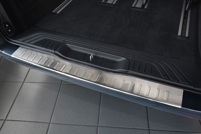 Door sills and bumper protector fits for Mercedes V-Klasse Vito W447
