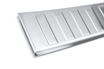 Stainless steel bumper protector fits for Citroen Berlingo II Multispace 2008-