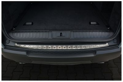 Stainless steel bumper protector fits for Range Rover Sport II 2013-