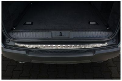 Protezione paraurti posteriore in acciaio inox adatto per Range Rover Sport II anno 2013-