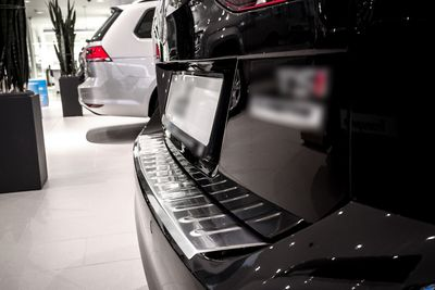 Bumper protector fits for VW Golf VII Variant Alltrack R Variant 2013-2016