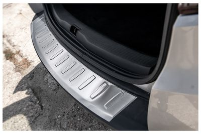Stainless steel bumper protector fits for Renault Mégane MK III Grandtour 2009-2015