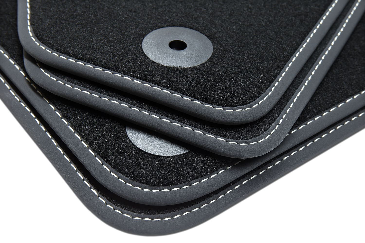Exclusive floor mats fits for Audi A5 Coupe 2007-2016 L.H.D only