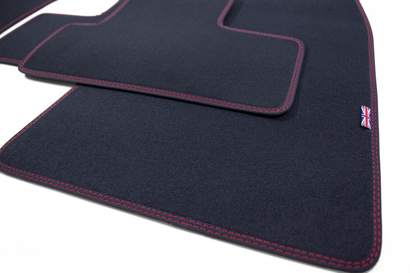 union jack auto fu matten f r mini 3 iii f56 ab bj 2014. Black Bedroom Furniture Sets. Home Design Ideas