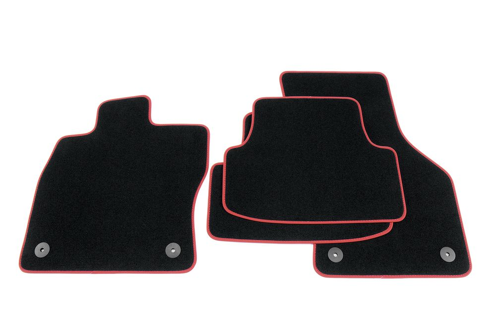edition gti tapis de sol de voitures adapt pour vw golf 7. Black Bedroom Furniture Sets. Home Design Ideas
