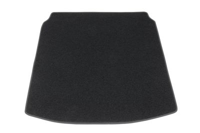 2-part trunk mat with bumper protection fits for Seat Leon III 5F ST Estate 11/2013-