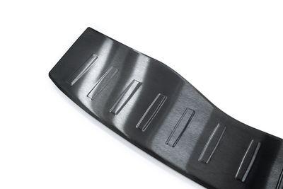 Negro acero inoxidable protección de parachoques para Mitsubishi Outlander III año 2012-2015