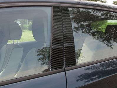 Carbon lining for the doors suitable for BMW 1er F20 from 2015-