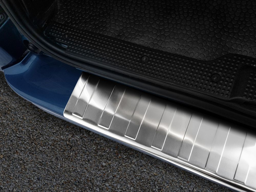 Stainless steel bumper protector fits for opel movano