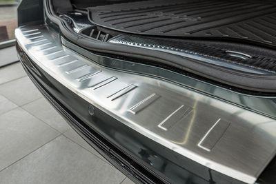 Ladekantenschutz mit Abkantung für Ford Mondeo 5 V Turnier ab Bj. 2015-