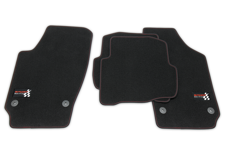 sport edition fu matten f r seat ibiza 3 6l stylance fr. Black Bedroom Furniture Sets. Home Design Ideas