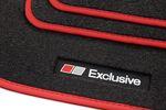 Exclusive Line Fußmatten für Fiat 500L Bj. 2012- 001