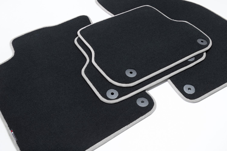 luxury line auto fussmatten f r porsche 911 typ 964 bj. Black Bedroom Furniture Sets. Home Design Ideas