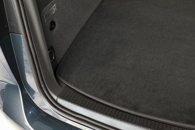 Velours trunk mat fits for Mercedes A-class W177 from 05/2018-
