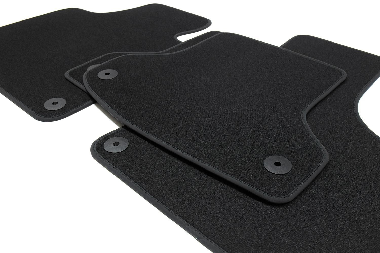 tapis de sol de voiture tout temps adapt pour audi a3 8v. Black Bedroom Furniture Sets. Home Design Ideas
