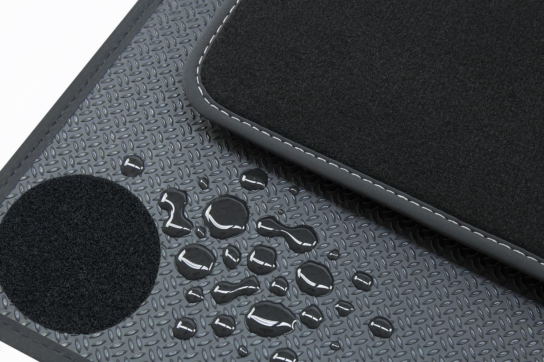 Exclusive Fußmatten für BMW 4er Coupé F32 F82 ab Bj 2013