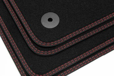 High-quality floor mats for Peugeot 4008 Typ B from 04/2012- L.H.D. only
