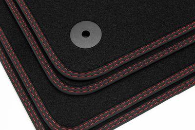 Tappetini de bon qualità per Hyundai i40 anno 12/2011-