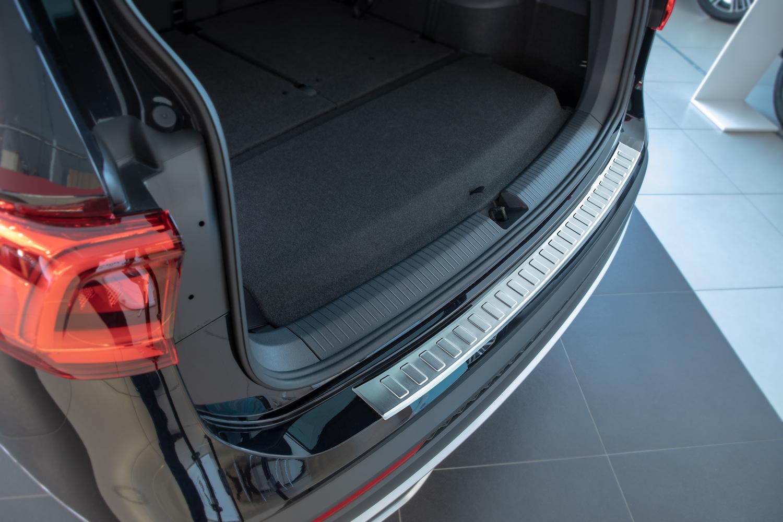 Fiat PANDA III ab 2012  Fußstütze aus Edelstahl
