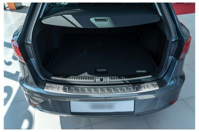 Bumper protector fits for Seat MK 3 III Leon ST Leon X-Perience from 10/2014-