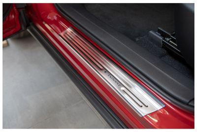 Design Exclusive V2A battitacco per Mazda CX-3 anno 03/2015-