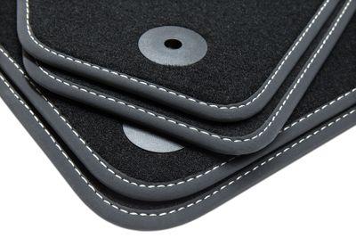 Exclusive Fußmatten für Audi A1 Typ GB Sportback S Line ab Bj. 2018-