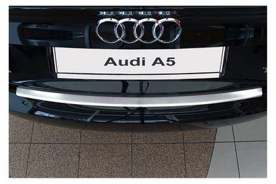 Protection des bords de chargement en acier adapté pour Audi A5 8T Sportback anneé 2009-10/2016