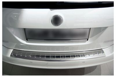 Stainless steel bumper protector fits for VW Golf VI Variant 2009-2013