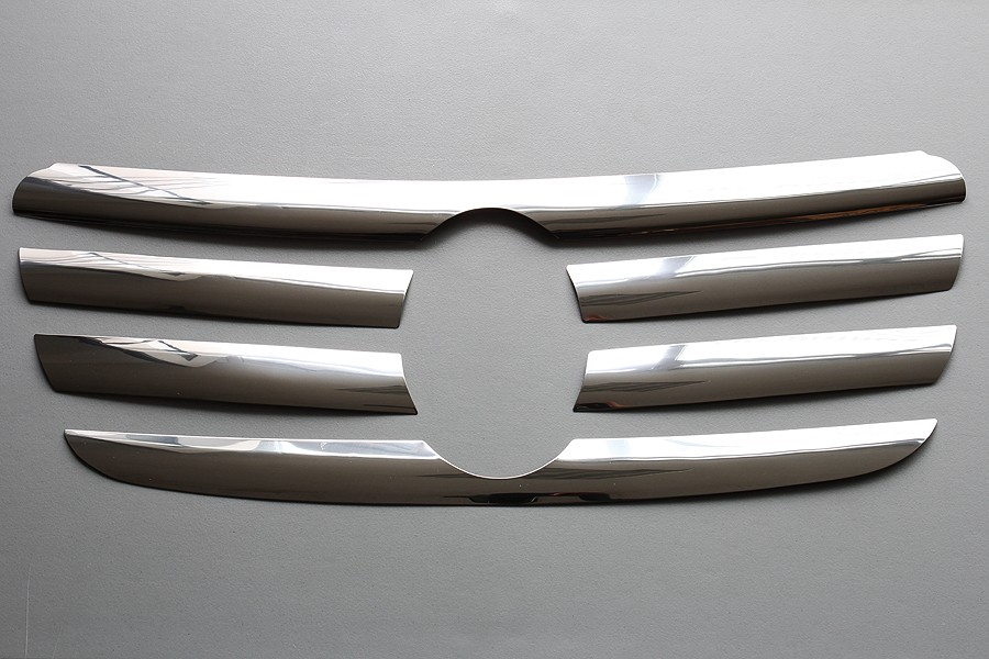 Stainless steel grill bars fits for Mercedes Viano and Vito W639