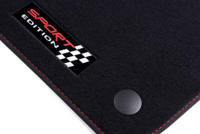 Sport alfombras del automóvil para Mercedes SLK R170 año 1996-2004