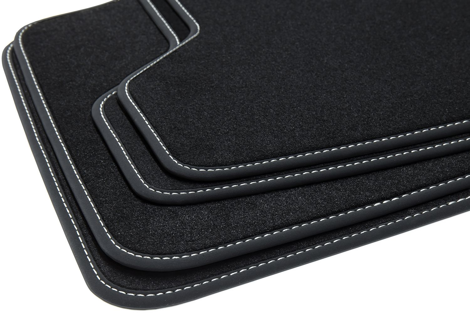Winter floor mats fits for BMW 3er E90 E91 Series L.H.D only