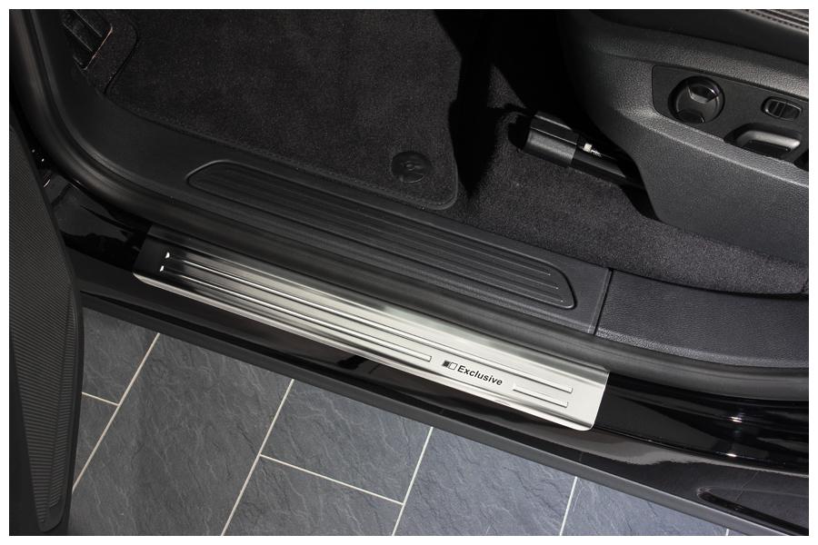 pour VW PASSAT B7 BREAK 2010-2014 PROTECTION SEUIL CHARGEMENT 25